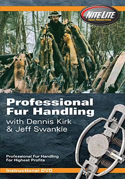 Dennis Kirk Video Pro Fur Handling DVD #DKV-10
